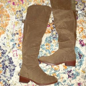Rue 21 olive riding boot